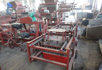 QM4-45 block making machine