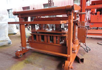 QTY4-30 mobile block machine